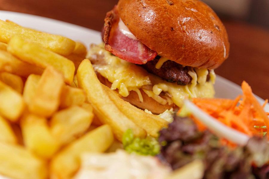 The Jobber Burger