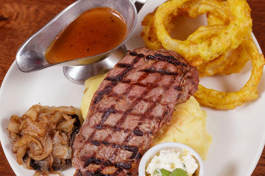 Juicy Steaks